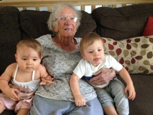 nana with paxon and timmyt